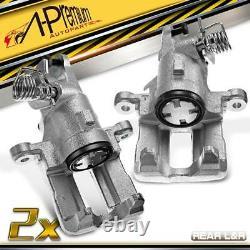 A-Premium 2x Brake Calipers Rear for Nissan Almera MK2 N16 Primera P11 96-06