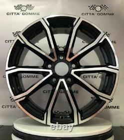 Alloy Wheels Compatible Nissan Juke Qashqai Pulsar Leaf By 18 Brand New