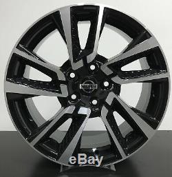 Alloy Wheels Nissan Juke Qashqai X-Trail Pulsar Leaf by 16 New Offer Top
