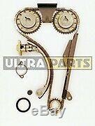 Almera 2.0 Sr20de Timing Chain Kt With Gears