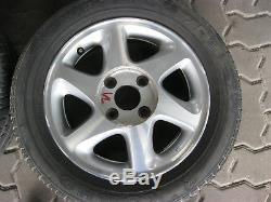 Alufelgen Nissan Primera P11 6Jx15 ET45 LK4x114,3