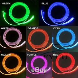 Ambient Light APP Control for Car Interior Atmosphere Light Lamp 64 colors DIY