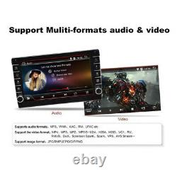 Android 8.1 9in 2Din Car Stereo Radio MP5 Player GPS Wifi BT FM USB Mirror Link