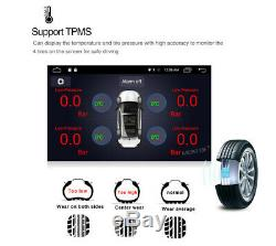 Android 8.1 Quad-core 1DIN HD Car Bluetooth Radio Stereo GPS Sat Nav MP5 Player