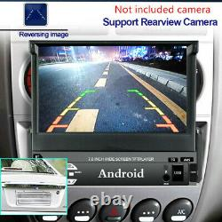Android 9.0 7in Car Radio Bluetooth Stereo 1DIN GPS Sat Navi Wifi 16G Head Units