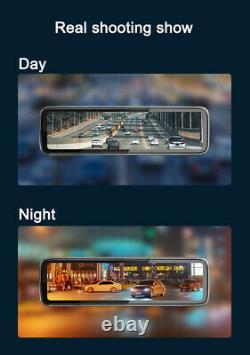 Android 9.0 Car DVR Dash Cam Front Rear Left Right Mirror Camera Video Recorder