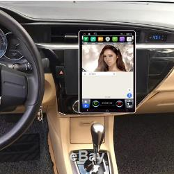 Android 9.0 Quad Core 1Din 10.1in Car Bluetooth Player Stereo Radio GPS Sat NAV