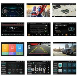 Android 9.1 7In 1DIN Car MP5 Player Stereo FM Radio Bluetooth GPS WIFI + Camera