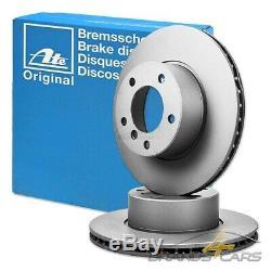 Ate Bremsscheiben Belüftet Ø280 + Beläge Vorne Für Nissan Primera P11 Bj 96-02