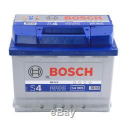 Bosch S4005 S4 027 Car Battery 4 Years Warranty 60Ah 540cca 12V Electrical