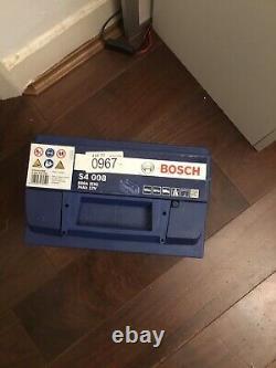 Bosch S4008 Standard Battery