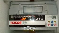 Bosch S5008 Battery