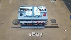 Bosch S5A08 Battery