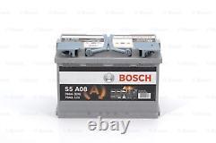 Bosch S5A08 Start-Stop Battery