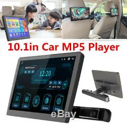 Car Back Seat Headrest Mounting 10.1in Bluetooth Stereo Radio Audio MP5 Player