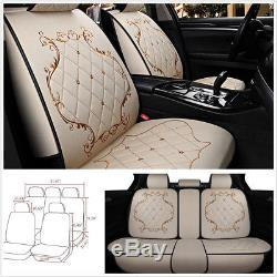 England lace style car seat cover breathable comfortable for car cushion