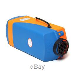 Extreme cold weather! Air Diesel Heater 12V Car Trucks Motor-Homes Boats 3KW-5KW