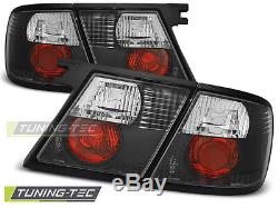Fanali Posteriori Taillights Nissan Primera P11 96-98 Black Look