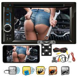 For 2004-2016 Ford Focus Car Stereo Radio CD DVD MP4 USB Mirror for GPS + Camera