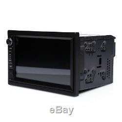 For Honda Accord Civic Car Stereo Android System 2Din 7inch Radio GPS Player+Cam