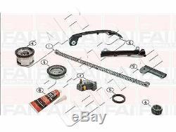 For Nissan Almera 1.5 1.8 10/02- Vvt Hub Gear Sprocket Timing Chain Full Kit