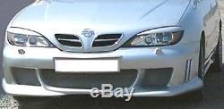 Frontschürze Schürze Stoßstange Front Bumper Nissan Primera P11 99-02