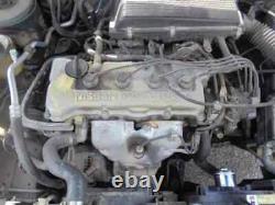 Ga16 full engine nissan primera berlina (p11) gx 1996 4128630