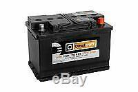 Genuine FORD Omnicraft 096 AGM, 70Ah 760En STOP START Battery 570 901 076