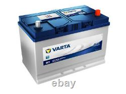 Genuine Varta Car Battery 5954040833132 G7 Type 335 / 249 95Ah 830CCA Quality