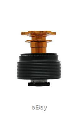 Gold Quick Release Steering Wheel Boss Kit TG for NISSAN 003