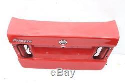 Heckdeckel für Nissan PRIMERA P11 Rot 843002J030 11/1997