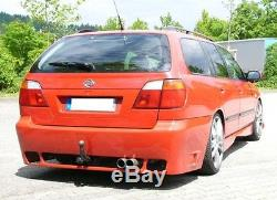 Heckschürze Heckstoßstange Rear Bumper für Nissan Primera P11 Kombi PP25113