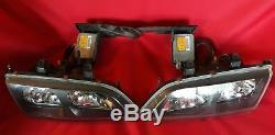 JDM Nissan Primera Camino Autech XENON Headlight Lamp Infinity G20 P11 Crystal