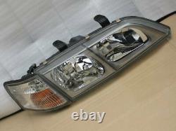 JDM Nissan Primera P11 Infiniti 95-01 G20 Kouki Headlights Lamps Set OEM