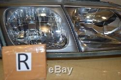 Jdm Nissan Primera P11 Infinit G20 Kouki Oem Head Light Set Oem