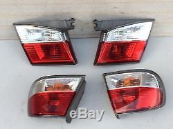 Jdm Nissan Primera P11 Infiniti G20 Kouki Clear Tail Lights Oem