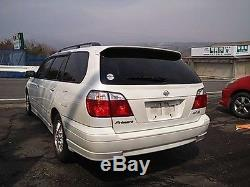 Jdm Nissan Primera Wagon P11 G20 Rear Bumper 2piece Lip Spoiler Oem