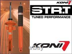 KONI Stoßdämpfer STR. T (Orange) VA Nissan Primera (P11) Lim, inkl. 2.0 GT