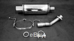 MAGNAFLOW Schalldämpfer Kit Nissan Primera P11 2,0 16V 1x 100mm