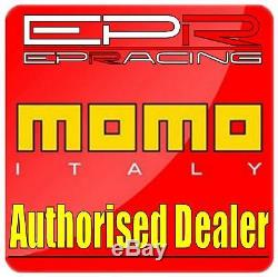 Momo Mod 08 Steering Wheel 350mm Genuine Item Honda Nissan Toyota Mazda