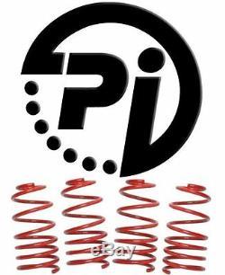 NISSAN PRIMERA P11 08/99-02 2.0 Td F25/R15mm PI LOWERING SPRINGS