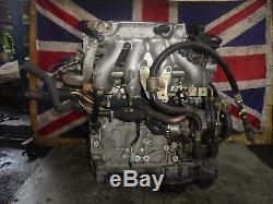 Nissan Primera Almera P11 N15 2.0 Ltr Petrol Sr20de Complete Engine