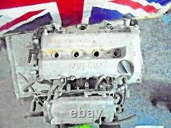 Nissan Primera Almera P11 N15 2.0 Ltr Petrol Sr20de Engine (photo Demostration)