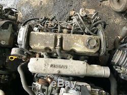 Nissan Primera Engine 2.0 Diesel (1999)