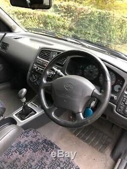 Nissan Primera GT P11 98 Silver