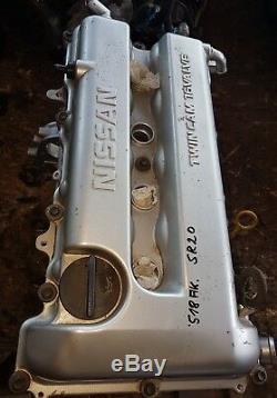 Nissan Primera Motor SR20 P11