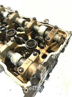 Nissan Primera P11 Cylinder Head With Camshafts Type Sr20 2.0 Petrol 2000 Year