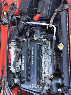 Nissan Primera P11 Gt Engine And Gearbox