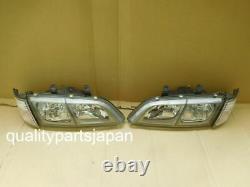 Nissan Primera P11 Head Lights With Corner Lights Infiniti G20 95-01 Headlights