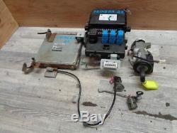 Nissan Primera P11 II Engine Control Unit MEC12-040 285519F914 (26) Immobiliser